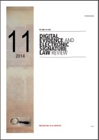 Digital Evidence and Electronic Signature Law Review goes open access